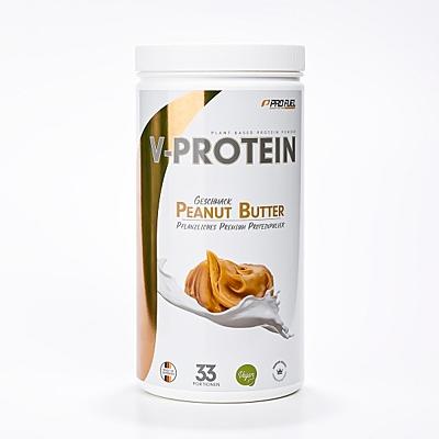 ProFuel V-PROTEIN arašídové máslo, 1000 g