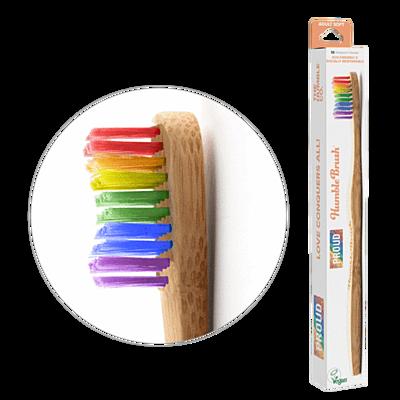 The Humble Brush Kartáček pro dospělé soft, 1 ks 4