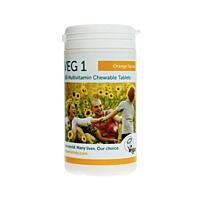 VEG 1 - pomeranč, 180 tablet
