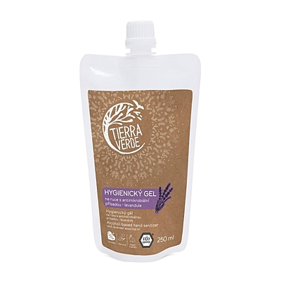 Tierra Verde Hygienický gel na ruce levandule 2