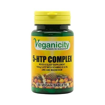 5-HTP - Komplex pro klidnou náladu a kvalitní spánek, 30 tablet
