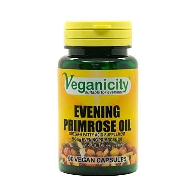 Evening Primrose Oil 500mg, 90 kapslí