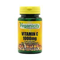 Vitamin C 1000mg, 60 tablet