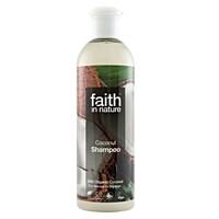 Přírodní šampon BIO Kokos, 400 ml