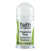 Přírodní tuhý deodorant Crystal, 100 g