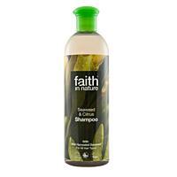 Přírodní šampon BIO Mořská řasa a citrusy, 400 ml