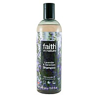 Přírodní šampon Levandule & Pelargónie, 400 ml