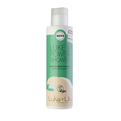 LUKE's power sprchový gel pro kluky, 150 ml
