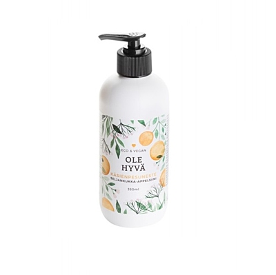 Tekuté mýdlo Bezinka + Levandule + Pomeranč, 350 ml