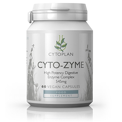 CYTO-ZYME, 60 kapslí