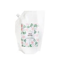 Sprchový gel Divoká růže s vůní růžového dřeva, náhradní náplň 1 000 ml