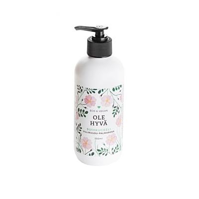 Sprchový gel Divoká růže s vůní růžového dřeva, 350 ml