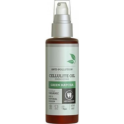Tělový olej proti celulitidě Green Matcha organic, 100 ml