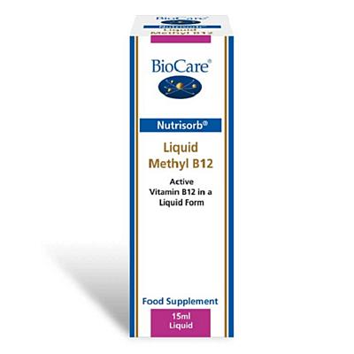 Nutrisorb tekutý B12, 15 ml