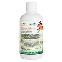 Bio šampon pro psy - jemný pro dlouhosrsté psy, 250 ml