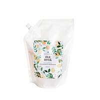 Šampon Tužebník s vůní severských bylin, náhradní náplň 1 000 ml