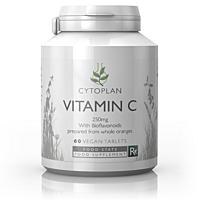Vitamín C 250 mg s bioflavonoidy, 60 tablet
